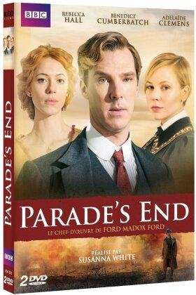 Parade's End (BBC, 2 DVD)
