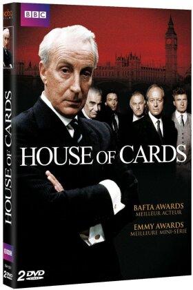 House of Cards - (Mini-série) (BBC, 2 DVDs)