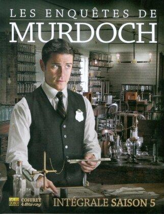 Les enquêtes de Murdoch - Saison 5 (4 Blu-rays)