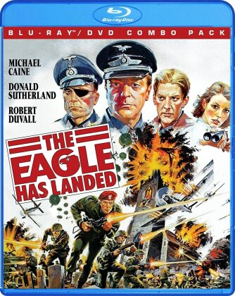 The Eagle has landed (1976) (Collector's Edition, Blu-ray + DVD)