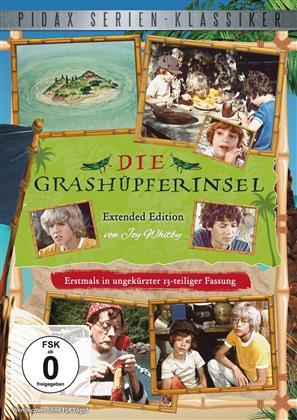 Die Grashüpferinsel - Die komplette Serie (Pidax Serien-Klassiker, Extended Edition)