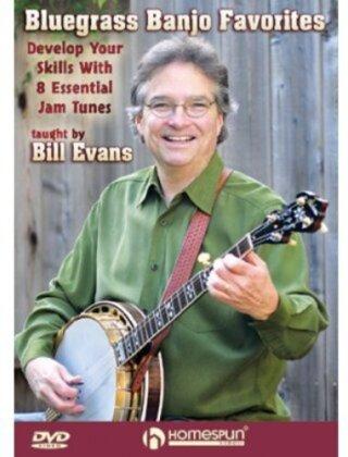 Bluegrass Banjo Favorites - Taught by Bill Evans