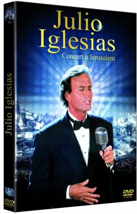 Iglesias Julio - Concert à Jérusalem