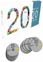 20 - Disney und Pixar - Die grössten Animations Hits (Limited Edition, 20 DVDs)