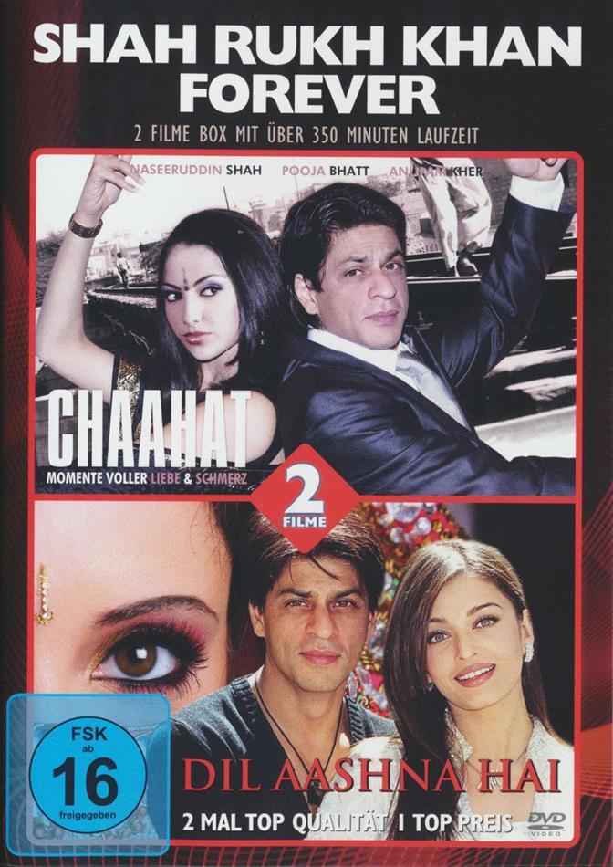 Shah Rukh Khan Forever - Chaahat / Dil Aashna Hai