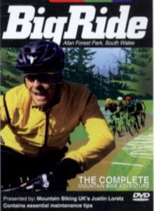 Big Ride - Afan Forest Park - South Wales (Mountainbiking)