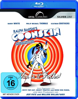 Coonskin (1975) (Remastered, Uncut)