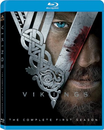 Vikings: Season 1 - Vikings: Season 1 (3PC) / (Ws) (Limited Edition, Widescreen, 3 Blu-rays)