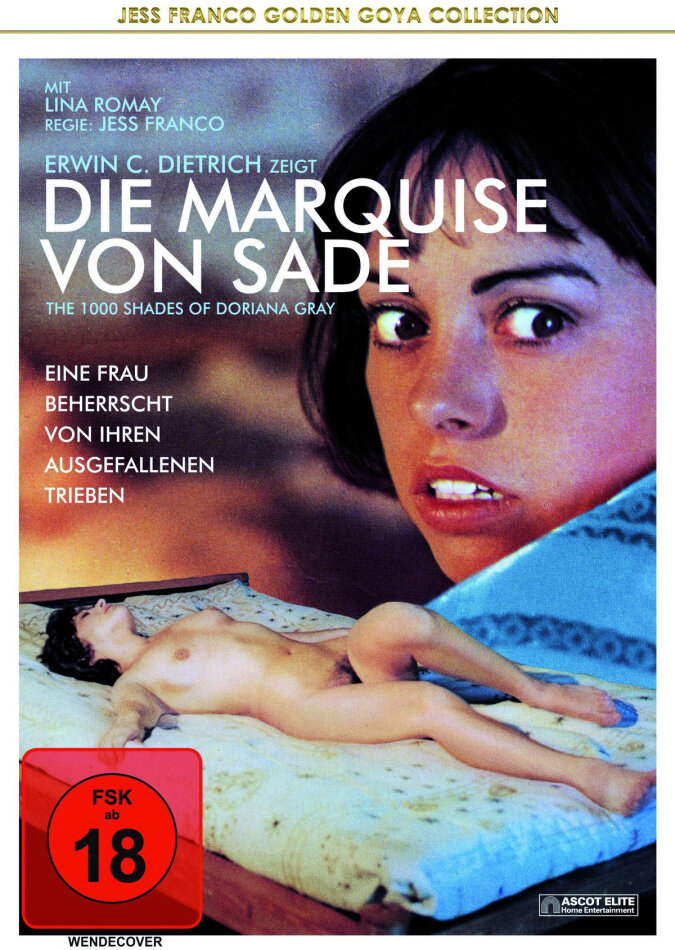Die Marquise von Sade - The 1000 Shades of Doriana Gray (1976) (Jess Franco Golden Goya Collection, Uncut)