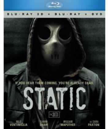 Static (Blu-ray 3D (+2D) + Blu-ray + DVD)