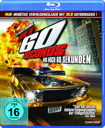 Gone in 60 Seconds (1974) (Car Crash King Edition)