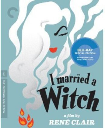 I married a Witch - Ma femme est une sorcière (1942) (Criterion Collection)