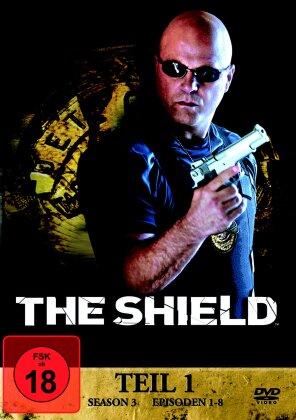 The Shield - Staffel 3.1 (2 DVDs)
