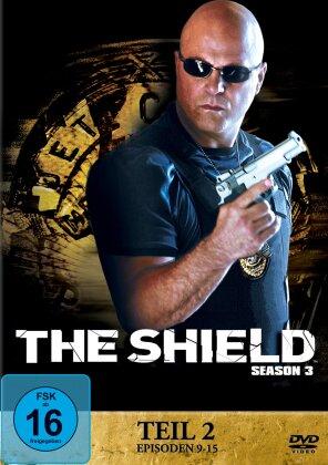 The Shield - Staffel 3.2 (2 DVDs)