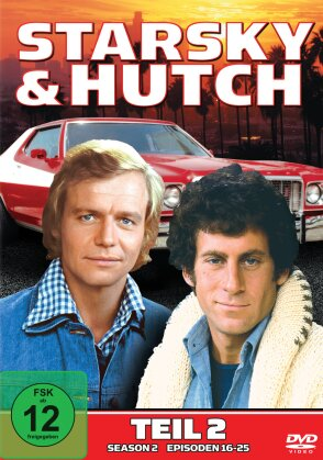 Starsky & Hutch - Staffel 2.2 (2 DVDs)