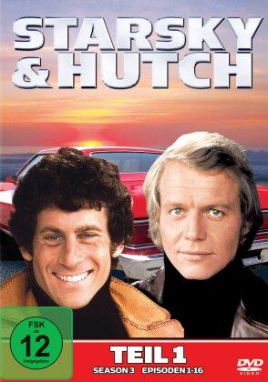Starsky & Hutch - Staffel 3.1 (3 DVDs)