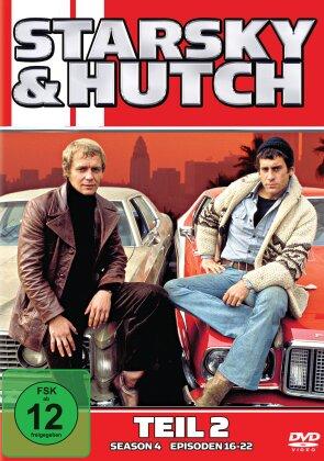Starsky & Hutch - Staffel 4.2 (2 DVDs)