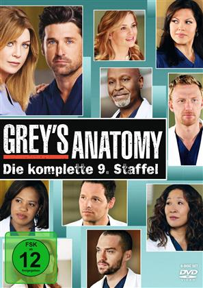 Grey's Anatomy - Staffel 9 (6 DVDs)