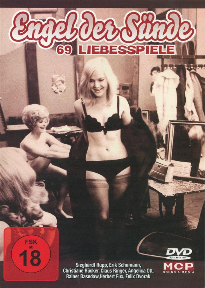 Engel der Sünde - 69 Liebesspiele (s/w)