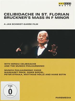 Münchner Philharmoniker, … - Bruckner - Mass No. 3 in F minor (Arthaus Musik)