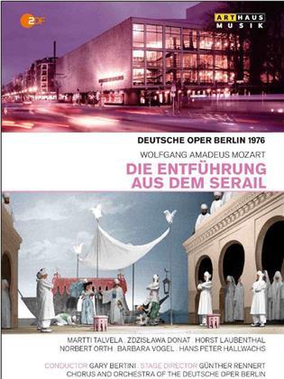 Deutsche Oper Berlin, Gary Bertini & Zdzislawa Donat - Mozart - Die Entführung aus dem Serail (Arthaus Musik)