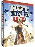 Hot Shots & Hot Shots 2 (Limited Edition, Steelbook, 2 Blu-rays)