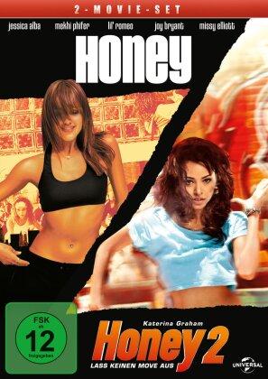Honey (2003) / Honey 2 (2011) - 2 Movie Set (2 DVDs)