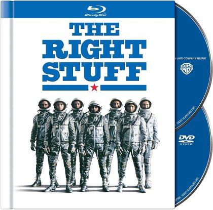 The Right Stuff (1983) (30th Anniversary Edition, Digibook)