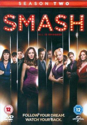 Smash - Season 2 (5 DVDs)