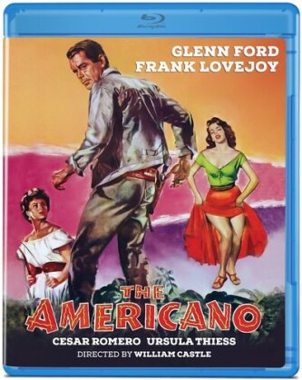 The Americano (1955) (Remastered)