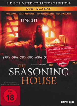 The Seasoning House (2012) (Limited Edition, Mediabook, Blu-ray + DVD)