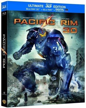 Pacific Rim (2013) (Blu-ray 3D + Blu-ray)