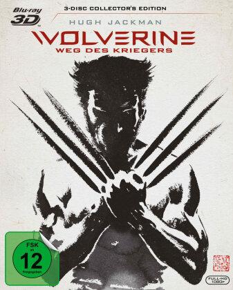 Wolverine - Weg des Kriegers (2013) (Blu-ray 3D + 2 Blu-rays)
