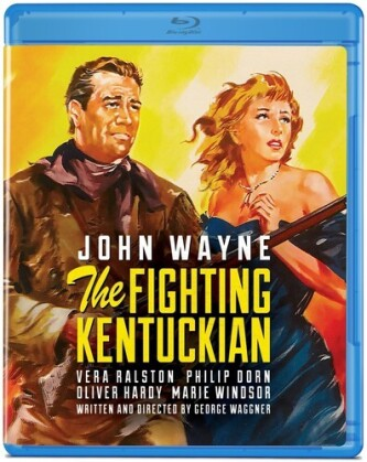 The Fighting Kentuckian (1949) (s/w, Remastered)