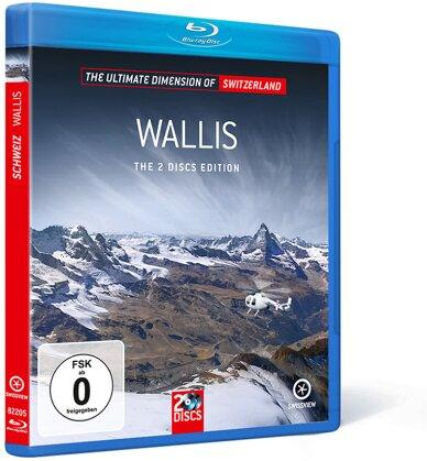 Swissview Vol. 5 - Wallis (2 Blu-rays)