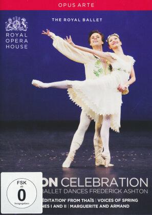 Royal Ballet, Orchestra of the Royal Opera House, Emmanuel Plasson, … - Ashton Celebration (Opus Arte)