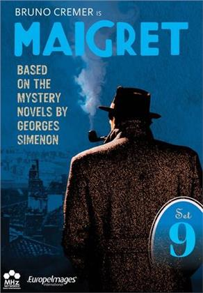 Maigret - Bruno Cremer - Set 9 (6 DVDs)