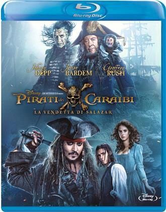 Pirati dei Caraibi 5 - La vendetta di Salazar (2017)