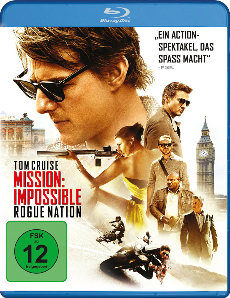 Mission Impossible 5 - Rogue Nation (2015)
