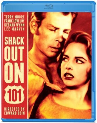 Shack Out on 101 (1955) (n/b, Versione Rimasterizzata)