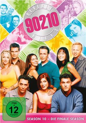 Beverly Hills 90210 - Staffel 10 - Finale Staffel (6 DVDs)