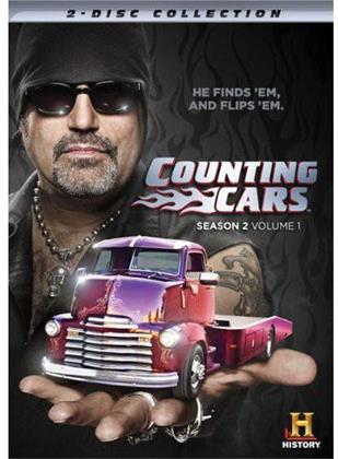 Counting Cars - Season 2.1 (2 DVDs)
