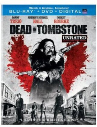 Dead in Tombstone (2013) (Unrated, Blu-ray + DVD)
