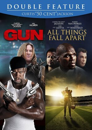 Gun / All Things Fall Apart - (50 Cent Double Feature 2 DVDs)
