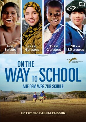 On the Way to School - Auf dem Weg zur Schule (2013)
