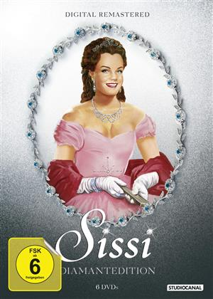 Sissi - Diamantedition (Remastered, 6 DVDs)