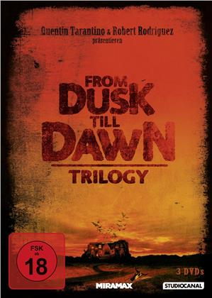 From Dusk Till Dawn - Trilogy (3 DVDs)