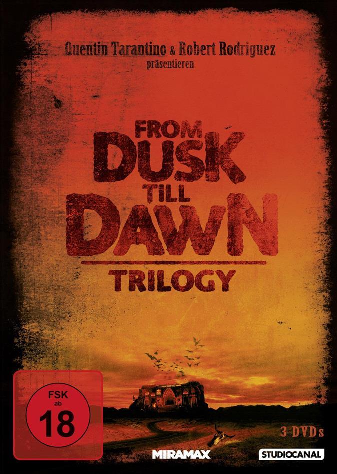 From Dusk Till Dawn - Trilogy (3 DVDs)