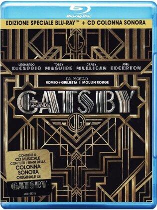 Il Grande Gatsby (2013) (Edizione Speciale, Blu-ray + CD)