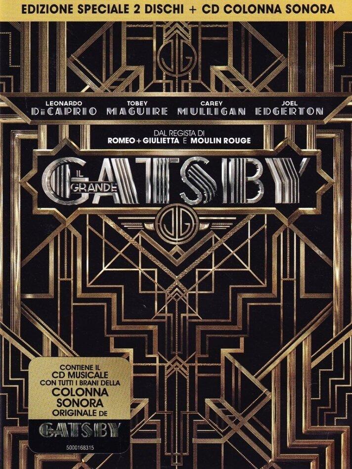 Il Grande Gatsby (2013) (Special Edition, DVD + CD)
